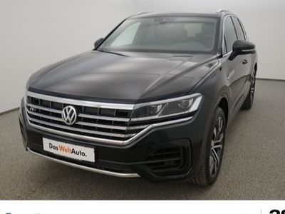 gebraucht VW Touareg 3.0 TDI BMT 4Motion Autom R-Line Luft/Air