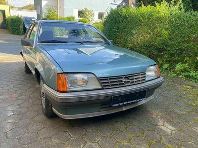 gebraucht Opel Rekord e GL orig. 56Tkm, Scheckh. Sammlerzust.
