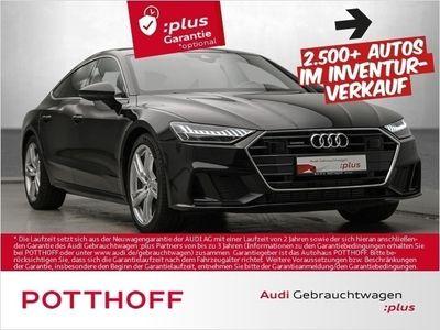 gebraucht Audi A7 Sportback 50 TDi S-line NaviPlus LED BuO Kame