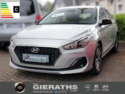 gebraucht Hyundai i30 MJ20 1,4 Turbo 7-DCT Navigation