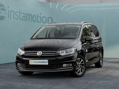 gebraucht VW Touran TouranSOUND 1.6 TDI SCR (BlueMotion Technology)