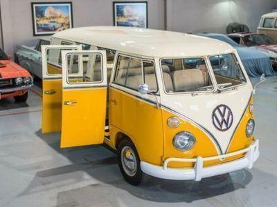 gebraucht VW T1 Bus restauriert - 2 Jahre VOLLGARANTIE + kostenl. Wartung!