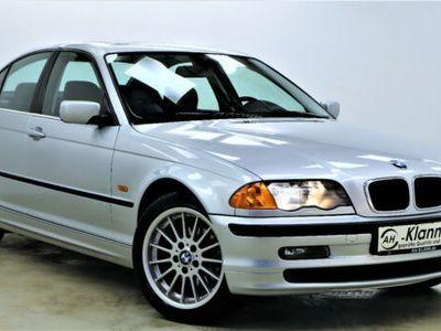 gebraucht BMW 320 i 150 PS Sportsitze Schiebedach Klimaautom.