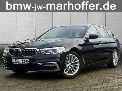 gebraucht BMW 520 d xDrive LUXURY bei Gebrachtwagen.expert