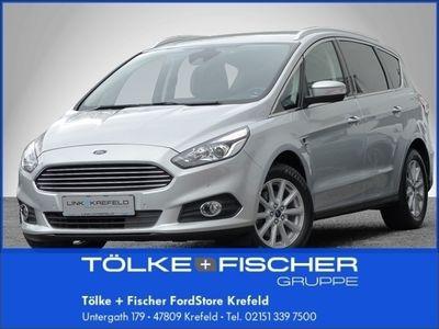 gebraucht Ford S-MAX 2.0L 132KW TITANIUM NAVI PDC SHZ BT