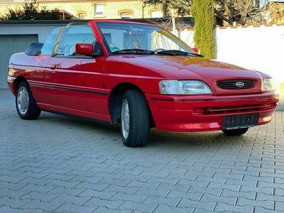 gebraucht Ford Escort Cabriolet 16V CLX, 2.Hand, TÜV 06/2021