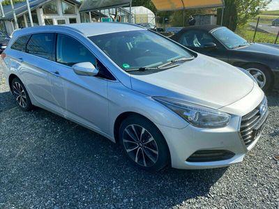gebraucht Hyundai i40 cw blue Trend
