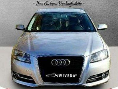 gebraucht Audi A3 Sportback 2.0 TDI Attraction AHK~KLIMA~PDC