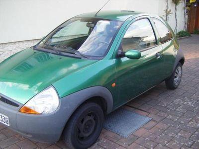 gebraucht Ford Ka Bj. 2001