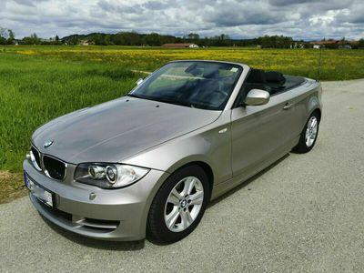 gebraucht BMW 120 Cabriolet d TG-Sommerfahrzeug, sehr gepflegt