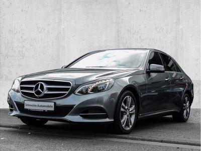 gebraucht Mercedes E250 E-KlasseAVANTGARDE Autom.