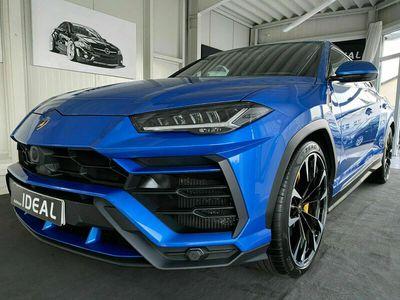 "gebraucht Lamborghini Urus 4.0 V8 Keramik Pano 23"" B&O Lambo Garantie als SUV/Geländewagen/Pickup in Grossbeeren"