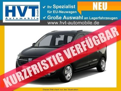 gebraucht Dacia Lodgy TCe 130 Comfort 7-Sitzer !!KURZFRISTIG!!