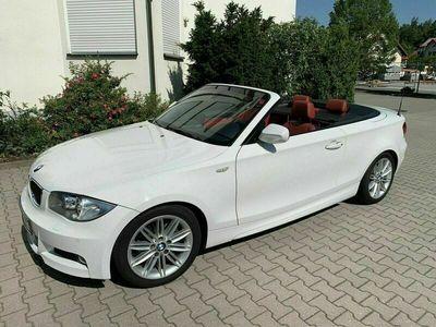 gebraucht BMW 118 Cabriolet d | TOP ZUSTAND | M-Sportpak... als Cabrio/Roadster in Grafenwöhr