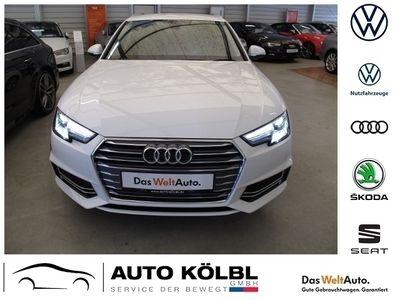 gebraucht Audi A4 Avant 2,0 TFSI ultra S tronic - Xenon Navi S line