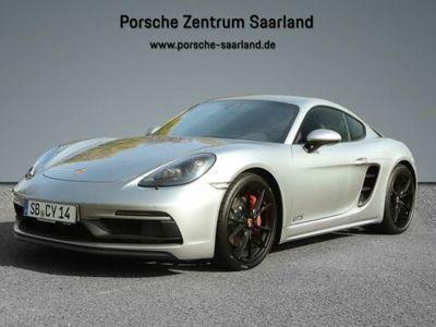 käytetty Porsche 718 CaymanCayman GTS