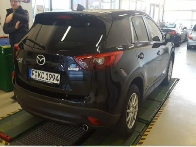 gebraucht Mazda CX-5 Exclusive-Line AWD Navi*PDC*Tempo*Sitzhg*LE