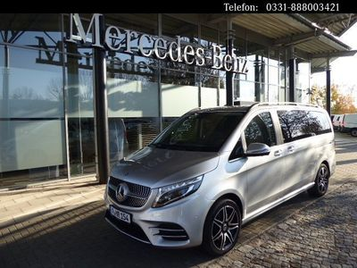 gebraucht Mercedes 300 Vd 4M AVANTGARDE EDITION Lang AMG Line/AHK