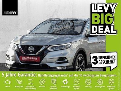 gebraucht Nissan Qashqai 1.3 DIG-T TEKNA