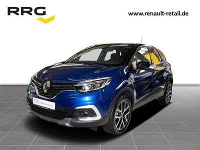 gebraucht Renault Captur 1.3 TCe 150 VERSION S Automatik, Klimaaut