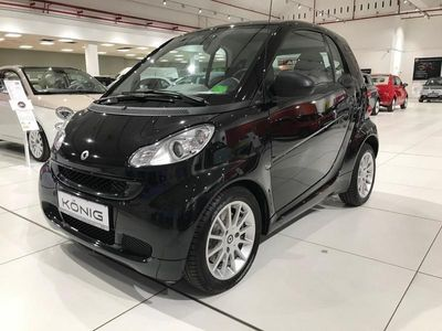 gebraucht Smart ForTwo Coupé ForTwo Passion