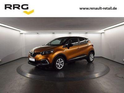 gebraucht Renault Captur LIMITED DELUXE dCi 90