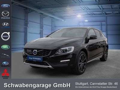 gebraucht Volvo V60 CC T5 AWD Geartronic Pro