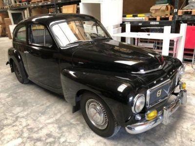 gebraucht Volvo PV544 Bj 1960 TOP Zustand schwarz Originalzustand