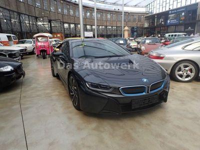 gebraucht BMW i8 Mit Laser-Licht