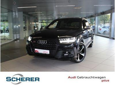 gebraucht Audi SQ7 Matrix, Leder, Assist, Pano, HUD, virtual, AHK