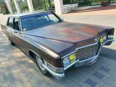 gebraucht Cadillac Fleetwood Brougham 69 7.7 V8 als Limousine in Bochum-Wattenscheid