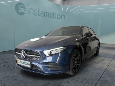 gebraucht Mercedes A250 A 250e AMG Line LED Pano Kamera Sonds. Navi SHZ