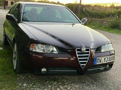 gebraucht Alfa Romeo 166 2.4 JTD M-JET 20V TI als Limousine in Bad Kissingen