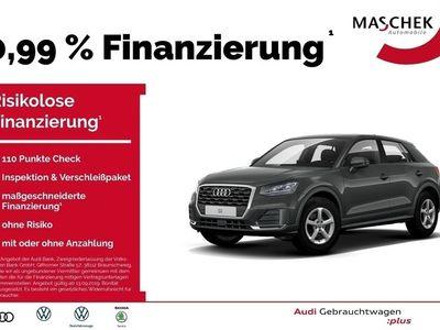 gebraucht Audi Q2 1.4 TFSI Sitzh. GRA PDC Bluetooth Klima PreSe