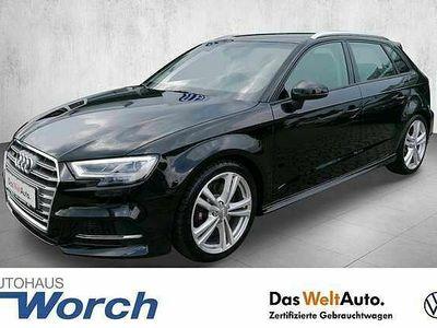 gebraucht Audi S3 Sportback quattro KLIMA LED NAVI ALU