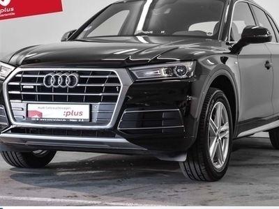 gebraucht Audi Q5 sport 2.0 TDI quattro S tronic S line STANDH.