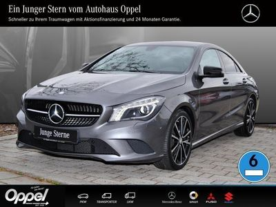 gebraucht Mercedes CLA200 Urban Night-P.+Navi+Parktronic+Xenon+...