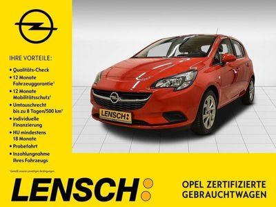 gebraucht Opel Corsa E 1.4 Edition *Sitzh*PDC*