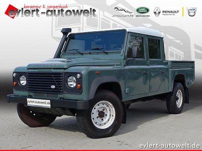 gebraucht Land Rover Defender 130 DPF AHK SERVO ABS Fahrerairbag ESP