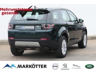 gebraucht Land Rover Discovery Sport HSE TD4 Navi/Pano/Keyless/HUD