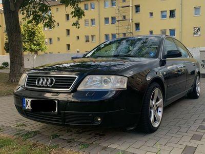gebraucht Audi A6 2.4 LPG Gasanlage Prins Xenon Vollleder