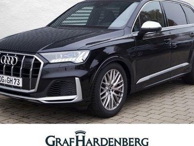 gebraucht Audi SQ7 QUATTRO4.0 TDI S tronic AHK Navi