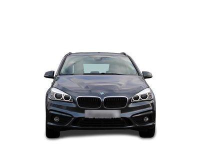 gebraucht BMW 218 dA Active Touring Advantage LED PDC Bluetooth