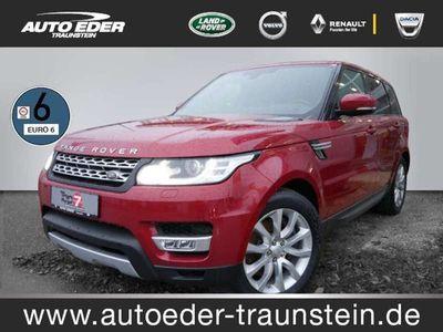 gebraucht Land Rover Range Rover Sport SDV6 FAP HSE EURO 6