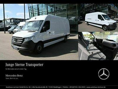 gebraucht Mercedes Sprinter 316 CDI Kasten Maxi L3H2 KLIMA/MBUX