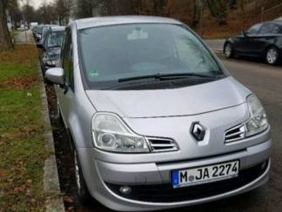 gebraucht Renault Grand Modus 2008, 125.000 km,1.2 Benzin