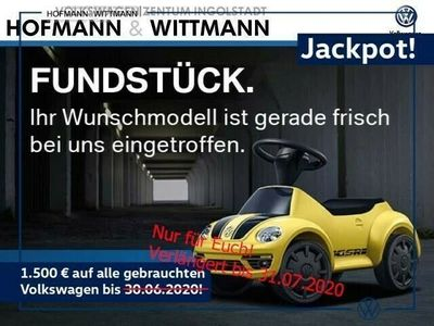 gebraucht VW Golf Sportsvan Comfortline 1,0 l TSI 85 kW (115 PS) 7-Gang-Doppelkupplungsgetriebe DSG