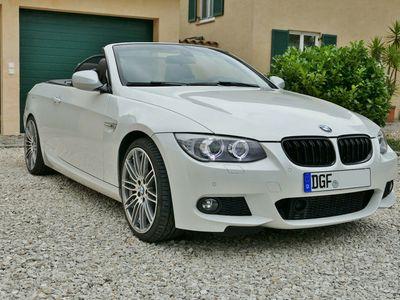 gebraucht BMW 330 Cabriolet d M-Paket Individual UNIKAT Vollausst.
