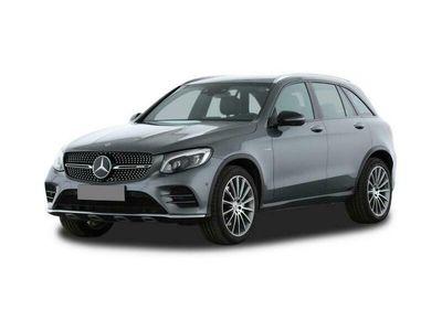 gebraucht Mercedes GLC43 AMG GLC 43 AMGAMG 4M AHK+360°+LED+PANO+DISTRONIC+BURM++