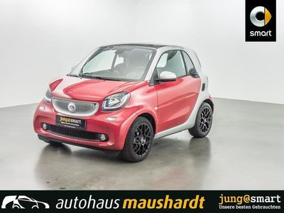 gebraucht Smart ForTwo Coupé passion turbo DCT: HP121/VMAX/SPORT